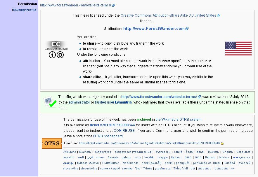 Wikimedia link auf dating websites
