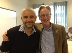 Garth McArthur and Charles Bennett