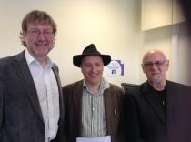 Alan Smith, Alistair Fruish, Steve Gadd