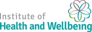 Institute of Health and Wellbeing logo