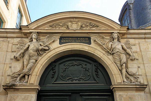 Sorbonne (Wikimedia Commons)