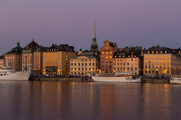 Stockholm Old Town (Brorsson, Wikimedia Commons)