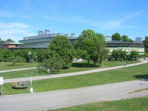 Stockholm University (Wikimedia Commons)