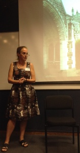 Sarah Schieff (NZSN Conference)