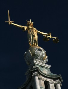 Scales of Justice Middleton