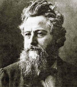 William Morris (Wilimedia Commons)