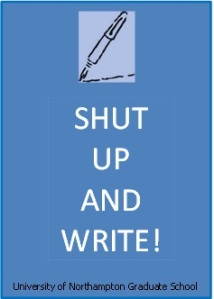 Shut up and Write! image