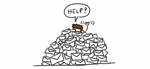 are you getting too many emails from grantfinder