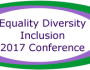 Call for papers: 10th Equality, Diversity and Inclusion International Conference